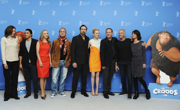 'The Croods' Photocall - 63rd Berlinale International Film Festival