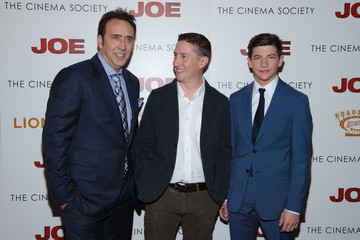 Nicolas Cage 'Joe' Screening in NYC — Part 2