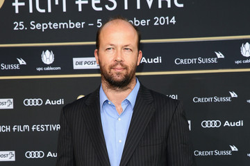 Nicolas Chartier 'Good Kill' Arrivals - Zurich Film Festival 2014
