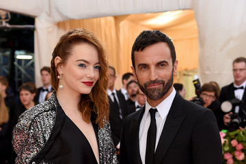 Nicolas Ghesquière The 2019 Met Gala Celebrating Camp: Notes On Fashion - Arrivals
