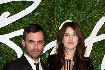 Nicolas Ghesquiere British Fashion Awards