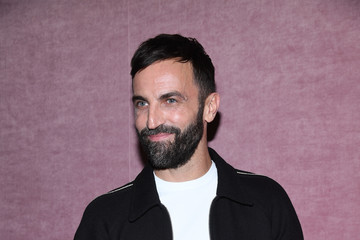 Nicolas Ghesquiere Berluti: Front Row  - Paris Fashion Week - Menswear F/W 2018-2019
