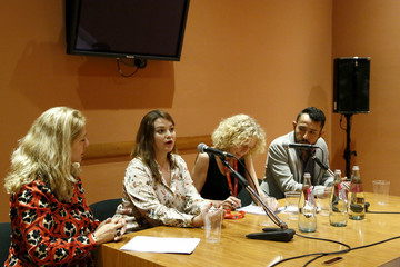 Nicolas Herreno Leal Nadie Nos Mira (Nobody's Watching) Press Conference - 12th Rome Film Fest