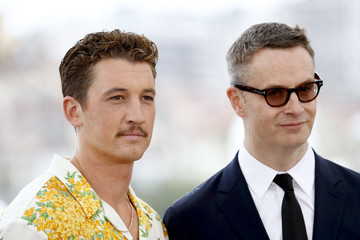 Nicolas Winding Refn Miles Teller 'Too Old To Die Young' Photocall - The 72nd Annual Cannes Film Festival