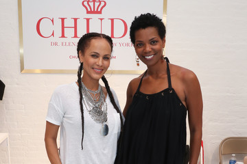 Nicole Ari Parker Beauty Bar Presented by Cottonelle - Day 1