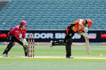 Nicole Bolton WBBL Final - Sixers v Scorchers