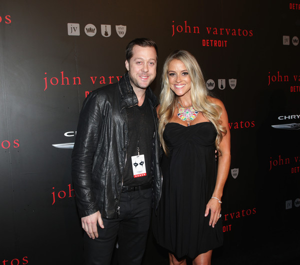 Nicole curtis dan mullen and tv personality nicole curtis attend john