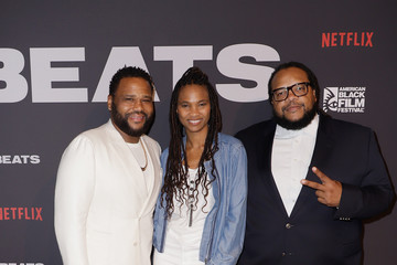 Nicole Friday Netflix Hosts After Party For BEATS Premiere At The American Black Film Festival