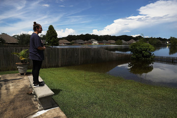 Nicole Howell  Torrential Rains Bring Historic Floods to Southern Louisiana