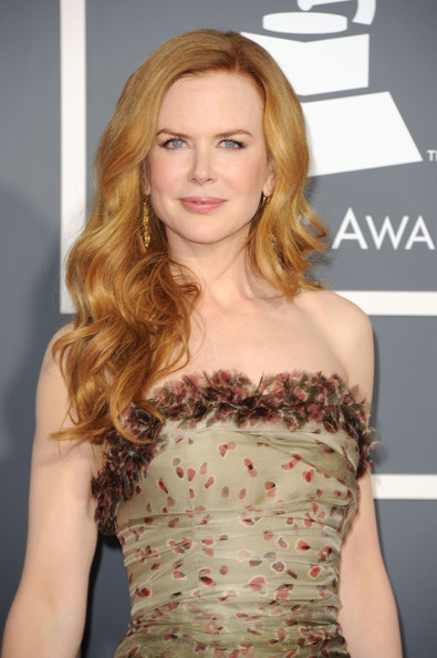 Nicole Kidman Actress Nicole Kidman arrives at The 53rd Annual GRAMMY Awards held at Staples Center on February 13, 2011 in Los Angeles, California.