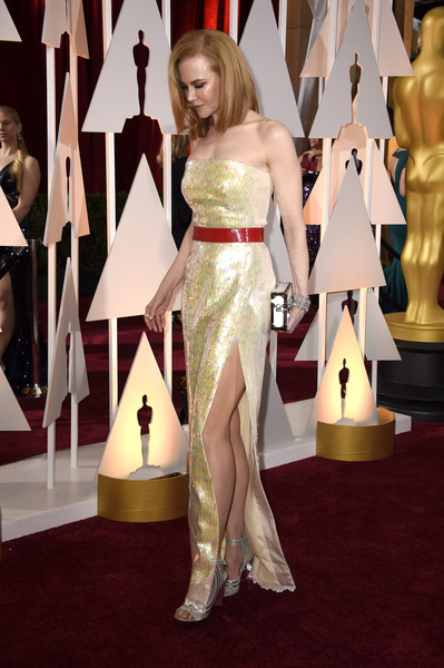 Nicole Kidman - Arrivals at the 87th Annual Academy Awards — Part 3