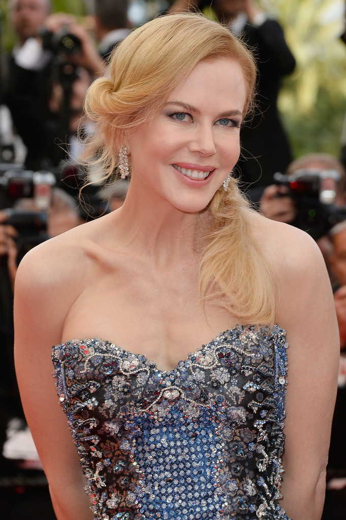 Hair Envy of the Day: Nicole Kidman's Victory Roll Braid