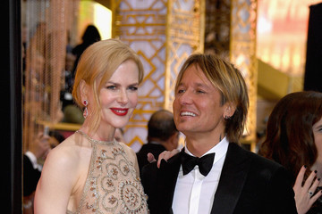 Nicole Kidman Keith Urban 89th Annual Academy Awards - Arrivals
