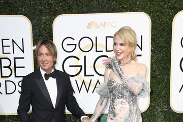 Nicole Kidman Keith Urban 74th Annual Golden Globe Awards - Best Of