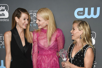 Nicole Kidman Reese Witherspoon The 23rd Annual Critics' Choice Awards - Press Room