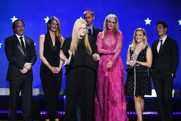 Nicole Kidman Reese Witherspoon The 23rd Annual Critics' Choice Awards - Show