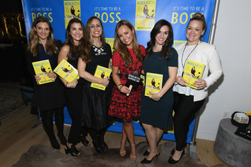 Nicole Lapin Private Party To Celebrate The Release of Nicole Lapin's Second Book 'BOSS BITCH'