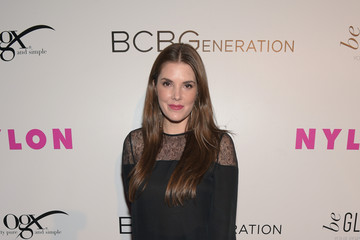 Nicole Moore NYLON Young Hollywood Party, Presented By BCBGeneration