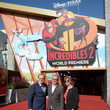 "Nicole Paradis Grindle Premiere Of Disney And Pixar's ""Incredibles 2"" - Red Carpet"