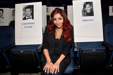 Nicole Polizzi MTV Movie Awards Press Junket