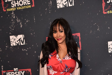 Nicole Polizzi 'Jersey Shore Family Vacation' New York Premiere