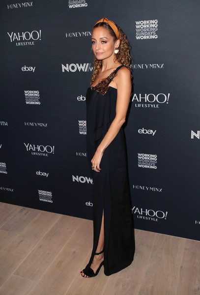 Nicole Richie Photos Photos Nowwith Presented By Yahoo Lifestyle