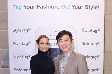 Nicole Richie Nicole Richie Hosts the Launch of Styletag