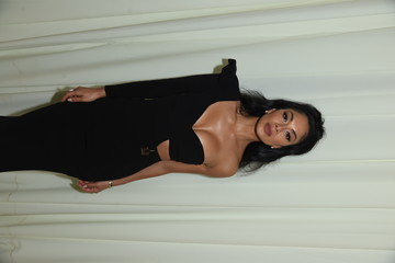 Nicole Scherzinger 26th Annual Elton John AIDS Foundation Academy Awards Viewing Party sponsored by Bulgari, celebrating EJAF and the 90th Academy Awards  - Inside