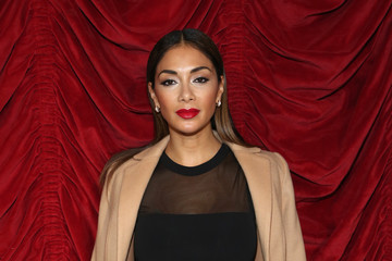 Nicole Scherzinger Alice + Olivia By Stacey Bendet- Presentation - Fall 2016 New York Fashion Week: The Shows