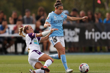 Nicole Stanton W-League Rd 10 - Melbourne City v Perth