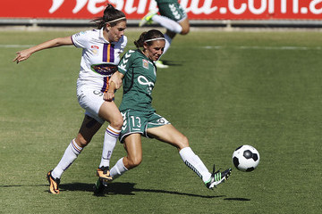 Nicole Sykes W-League Rd 10 - Canberra v Perth