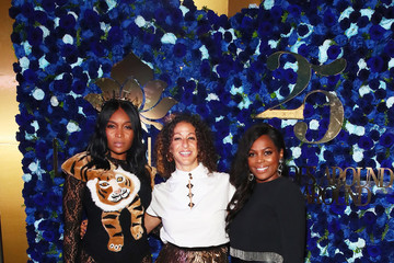 Nicole Tuck What Goes Around Comes Around 25th Anniversary Celebration At The Versace Mansion With A Retrospective Tribute To Gianni Versace