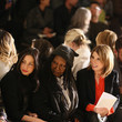 Nicole Wallace TRESemme at Marissa Webb AW'15 - Backstage/Front Row