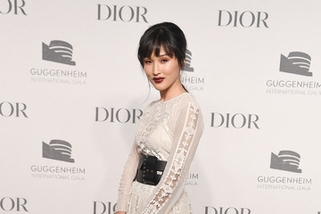Nicole Warne 2018 Guggenheim International Gala Pre-Party, Made Possible By Dior