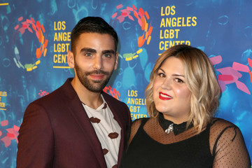 Nicolette Mason Los Angeles LGBT Center's 47th Anniversary Gala Vanguard Awards