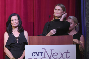 Nicolle Galyon 2017 CMT Next Women of Country Celebration