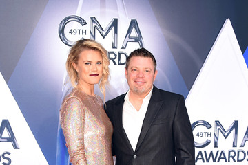 Nicolle Galyon 49th Annual CMA Awards - Arrivals
