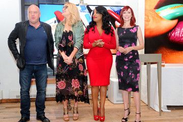 Niecy Nash Carrie Preston TNT Supper Club Presents: TNT's 'Claws Brunch by Chef Brooke Williamson'