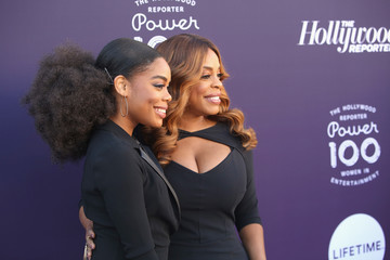Niecy Nash The Hollywood Reporter's 2017 Women in Entertainment Breakfast - Red Carpet