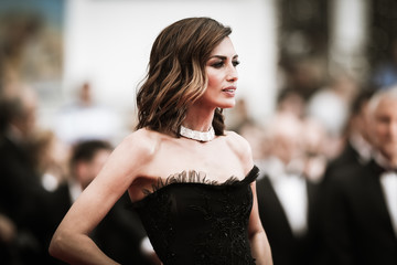 Nieves Alvarez Alternative View In Colour - The 71st Annual Cannes Film Festival