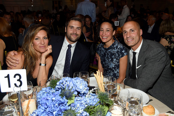 Hudson River Park Annual Gala - Inside [event,meal,dinner,fashion,ceremony,lunch,party,supper,cristen barker,nigel barker,hudson river park annual gala - inside,new york city,cipriani south street,hudson river park annual gala]
