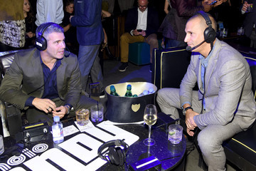 Nigel Barker Andy Cohen & SiriusXM Celebrate the Launch of Cohen's New, Exclusive SiriusXM Channel, Radio Andy