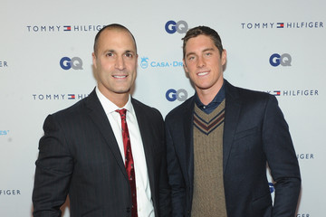 Nigel Barker Tommy Hilfiger And GQ Honor The Men Of New York At The Tommy Hilfiger Fifth Avenue Flagship
