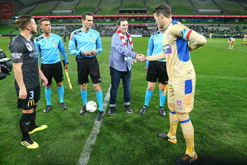Nigel Boogaard FFA Cup Rd Of 16 - Melbourne City vs. Newcastle Jets