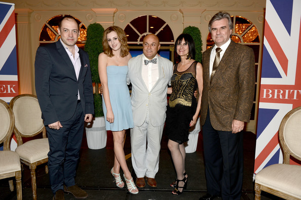 BritWeek Celebrates Downton Abbey - Inside
