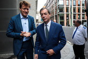 Nigel Farage Richard Tice Photos Photo