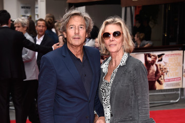 Nigel Havers Stars Attend the World Premiere of 'The Bad Education Movie'