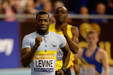 Nigel Levine Sainsbury's British Athletics Indoor Championships - Day One