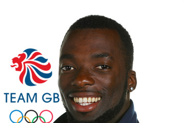 Nigel Levine Team GB Kitting Out Ahead of Rio 2016 Olympic Games
