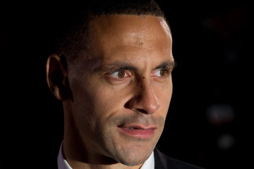 Rio Ferdinand A Night Of Heroes: The Sun Military Awards - Arrivals